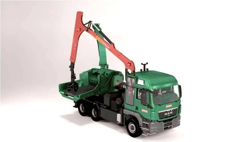 JENZ HEM 561 R-Truck