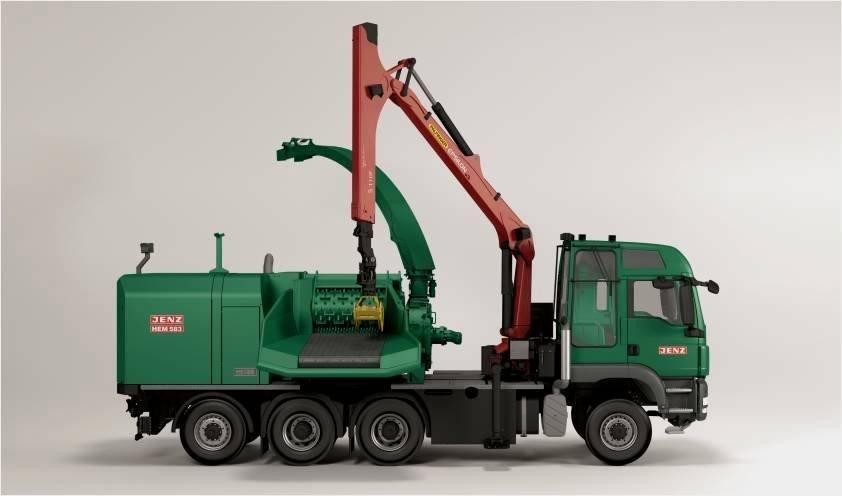 HEM 583 DQ-Truck hybrid