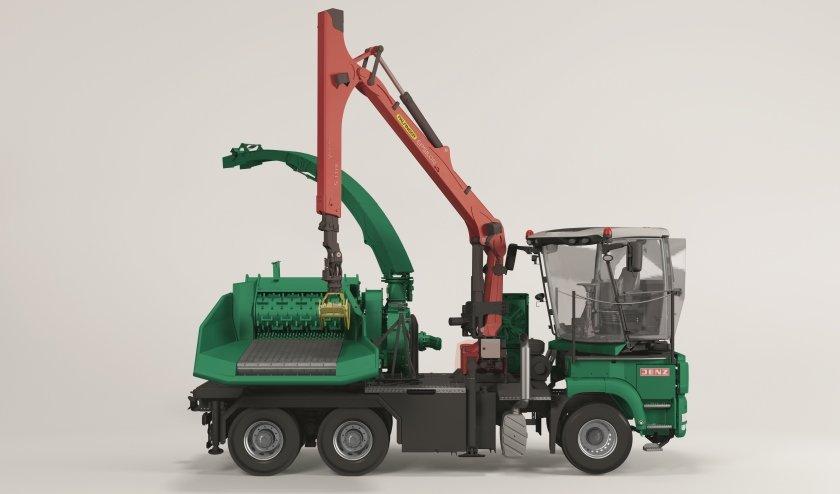 JENZ HEM 593 R Cobra
