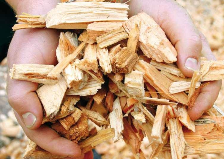 A woodchip is not just a woodchip