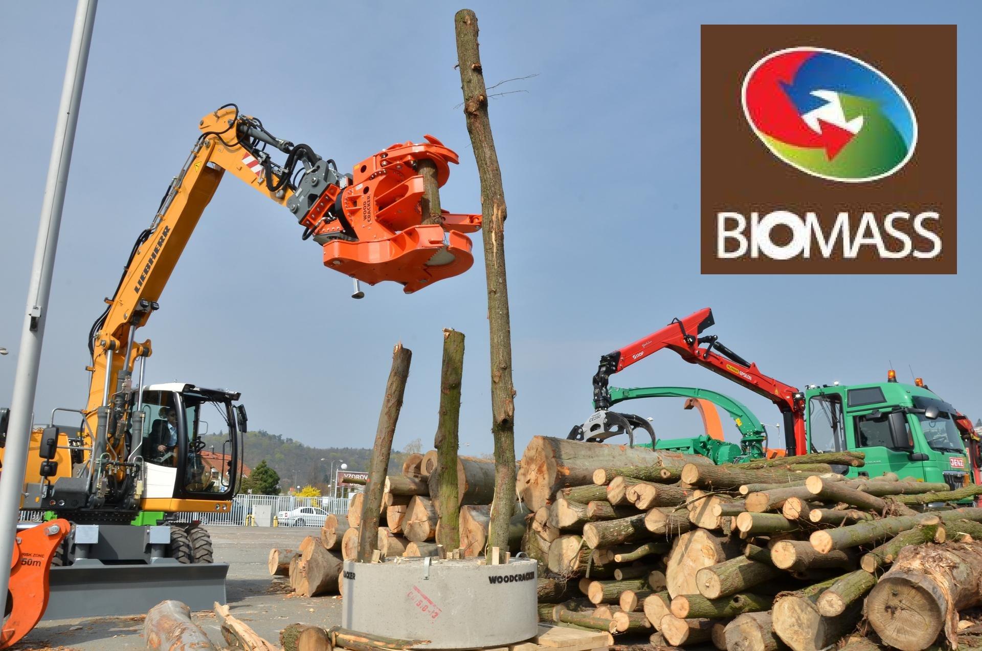 Veletrh Biomasa 2016