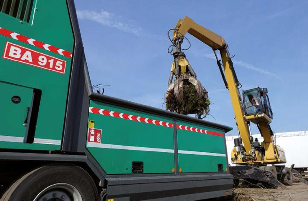 Neu Biomasseaufbereiter JENZ